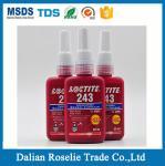 Buy cheap henkel loctite 243 adhesive glue threadlocker lock tight 222 242 243 262 263 271 272 277 290 from wholesalers