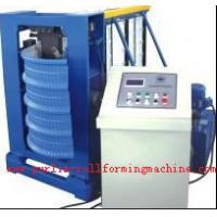 Buy cheap Glazed Roof Panel / Tile Cold Arch Bending Machine With PLC Control System 1000mm Feeding Width from wholesalers