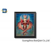 Buy cheap Lenticular 3D Printing Picture , Picture 5D Lenticular For Decoration from wholesalers