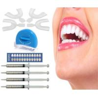 China OEM Provide Teeth Whitening Bleaching 40cc Blue Laser LED White Light Home Kits Strong Gel on sale