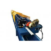 Buy cheap 3 Ton Manual Decoiler PU Shutter Door Roll Forming Machine 0.27 - 1.2mm Thickness from wholesalers