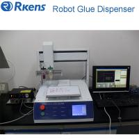 Buy cheap Robot glue dispenser, automatic glue dispensing machine from wholesalers
