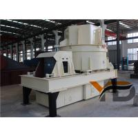 Buy cheap Limestone Vertical Shaft Impact Crusher With High Speed Rotary Sling Wheel from wholesalers