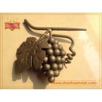 Buy cheap ornamental grape with cast iron leaves,weilding grape with steel leaves,cast iron leaves, from wholesalers