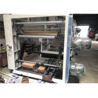 Buy cheap 8 Colors Automatic Printing Machine , Gravure Printing Press Low Friction Cylinder from wholesalers