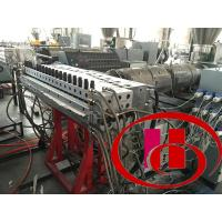 Buy cheap Water Proof  PVC Foam Board Extrusion Line For Producing Fence / Railing from wholesalers