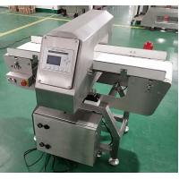 Buy cheap Automatic Industrial Metal Detector Conveyor For Small Packed Foods Inspection product