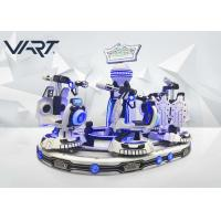 Buy cheap Excellent 4 Seats VR Game Machine XD Extreme Digital Cinema CE Standard product
