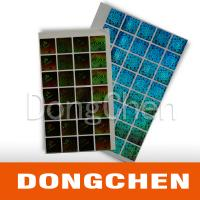 Buy cheap 2013 hot sale customized hologram security labels from wholesalers