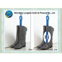 Buy cheap Blue ladies plastic boot shoe stretcher / boot trees OEM for boots care from wholesalers