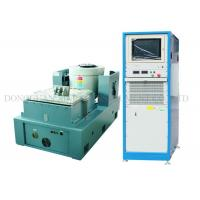 Buy cheap OEM Vibration Integrated Test Machine , Vibration Shaker Table Systems 600kgf Random Thrust from wholesalers