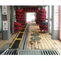 Buy cheap Automatic Flat belt conveyor car cleaning equipment / Automated tunnel car wash to Malaysia carwash from wholesalers