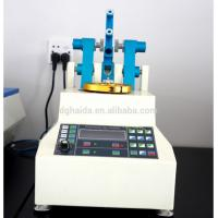 Buy cheap ASTM D4060 Rubber Taber Abrasion Test Equipment With LCD Touch screen from wholesalers