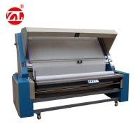 Buy cheap Automatic Fabric / Textile Testing Machine Used In Inspection And Rolling 220V / 380V from wholesalers