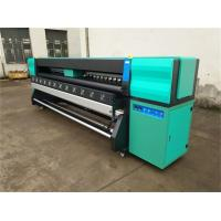 Buy cheap 3.2m Economical High Resolution and Speed Eco Solvent Printer with 4pcs DX6heads from wholesalers
