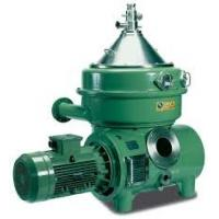 Buy cheap 5000L / H Vertical And Nozzle - Type Crude Palm Oil Separator Centrifuge from wholesalers