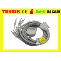 Buy cheap Schiller EKG Leads Cables Banana 4.0 DB15pin With One Year Warranty from wholesalers