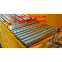 Buy cheap duplex steel 2205 round bars rods from wholesalers