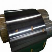 Buy cheap Electrolytic tinplate of MR and SPCC steel grades with strong anti-corrosive property from wholesalers