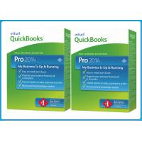 Buy cheap Microsoft PC Application Software QuickBooks 2015 Pro Pack software from wholesalers