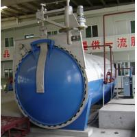 Buy cheap Automatic Glass Industrial Autoclave with hydraulic pressure opening door product