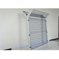 Buy cheap Metal Clips 70*70mm Welded Mesh Anti Theft Fence from wholesalers