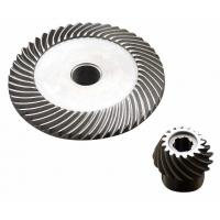 Buy cheap Spiral bevel gear and bevel gear shaft product