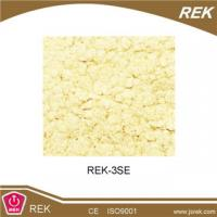 Buy cheap REK-3SE Grayish Yellow Mineral Enhancement Fiber Applied to Brake Pads from wholesalers
