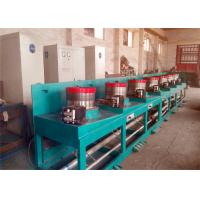 Buy cheap High Production Straight Line Wire Drawing Machine Frenquency Converter Control from wholesalers