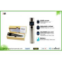 Top quality Stainless Steel Variable Voltage E Cig Atlas Mod 3V - 6V for 18650 Battery for sale