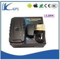 Buy cheap LKgps LK209C Magnetic Brattry 240 Days' Long Standby the latest magnet manual gps vehicle from wholesalers