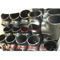 Buy cheap Tobo Group Shanghai Co Ltd  ASTM A815 WPS32550 straight tee from wholesalers