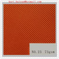 Buy cheap Customized Polyester PET Spunbond Nonwoven Fabrics for Coveralls from wholesalers