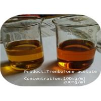 Buy cheap Trenbolone Acetate 100mg / Ml , CAS 10161-34-9 Trenbolone Acetate Injection from wholesalers