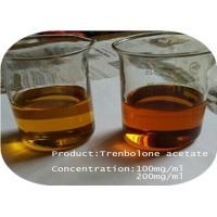 Trenbolone Acetate 100mg / Ml , CAS 10161-34-9 Trenbolone Acetate Injection
