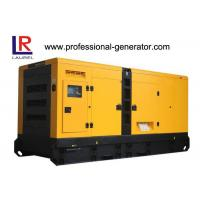 Buy cheap 50Hz 230V 6-cylinder water-cooled Diesel Generator 250kw Powered by Cummins Engine from wholesalers