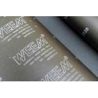 Buy cheap Anti Static Weem Abrasive Cloth Rolls Width 1600mm For Sanding Woodpanels from wholesalers