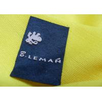 Buy cheap 3D Embossed Pvc Injection Transparent Rubber Custom Clothing Patches Garment Labels from wholesalers