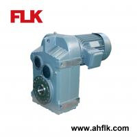 Buy cheap F series Parallel Shaft Helical Gear Motor from wholesalers