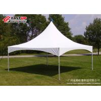 Buy cheap Single Roof Small Gazebo Tent , Sunshade Awning Gazebo Pinnacle Tent For Rentals from wholesalers