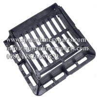 Buy cheap Non-rock design Heavy Duty Ductile Iron C250 Gully Gratings Double Triangular for car parks from wholesalers