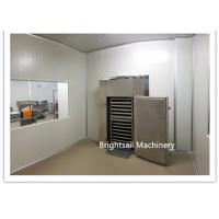 Buy cheap Seafood Dryer Oven Machine Seaweed Fish Hot Air Circulation Drying Customized Voltage from wholesalers