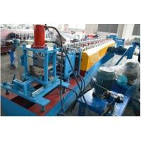Buy cheap Hydraulic Galvanized Steel Door Frame Roll Forming Machine Fully Automatic Multi Model from wholesalers