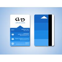 Buy cheap EM4200 125khz Rfid Card Plain White Color , Smart Loyalty Card For Access Control from wholesalers