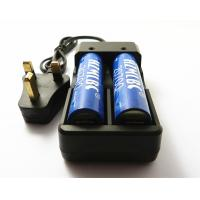 Buy cheap UK Plug Rechargeable Battery Charger 2A For High Capacity Lithium Batteries from wholesalers