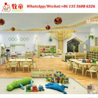Buy cheap Children wood table and chairs Wooden Montessori School Furniture factory in China from wholesalers