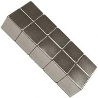Buy cheap N33-N52 sintered permanent neodymium magnet block for DC motors from wholesalers