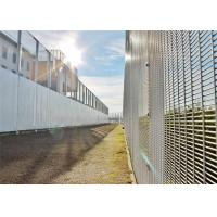 Buy cheap Anti Climb 358 security Wire Mesh Fence for airport And Powder Station from wholesalers