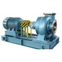 Buy cheap SPP Chemical industry mixed flow pump big flow rate transfer pump stainless steel centrifugal pump kenshine industry pum from wholesalers
