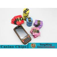 Buy cheap 13.56MHz RFID Casino Chips Handheld Portable Terminal PDA Reading Writing Collector from wholesalers